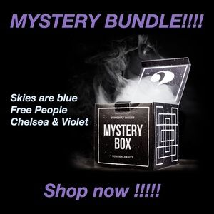🛍❔MYSTERY BOX BUNDLE 🛍❔
